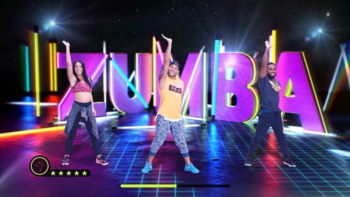 【遊戲出租】Switch _《拉丁有氧舞蹈健身Zumba:Burn It Up!》中英文版【U0080】